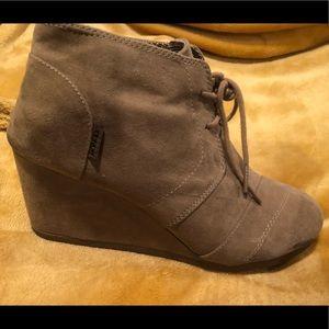 Boots wedge Bongo